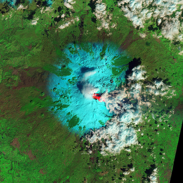 图集:2014年最佳地球卫星照片