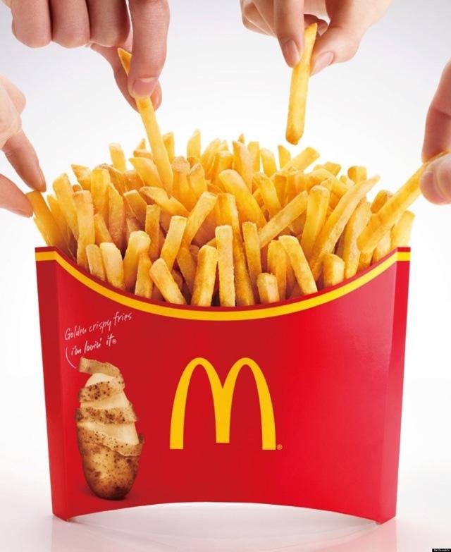 专题:麦当劳薯条里究竟有什么?