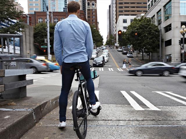 科学公园:近在眼前的未来单车